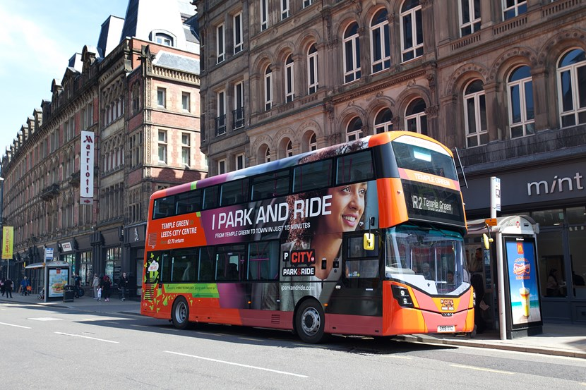 New phase of Connecting Leeds consultation begins on Temple Green park and ride and Beckett Street: iparkandridetemplegreen-204566.jpg