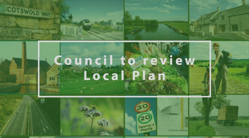 Council to review local plan