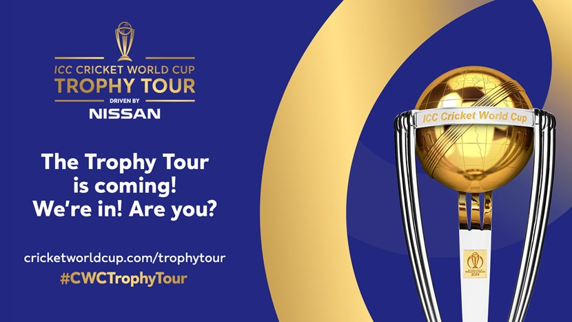 ICC CRICKET WORLD CUP TROPHY TOUR TO VISIT LEEDS, AS PART OF 100-DAY TOUR : trophytourtwitter-post-short-817595.jpg