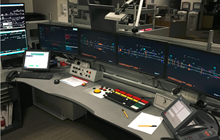 The new Rhyl workstation is now in operation at the Wales Railway Operating Centre