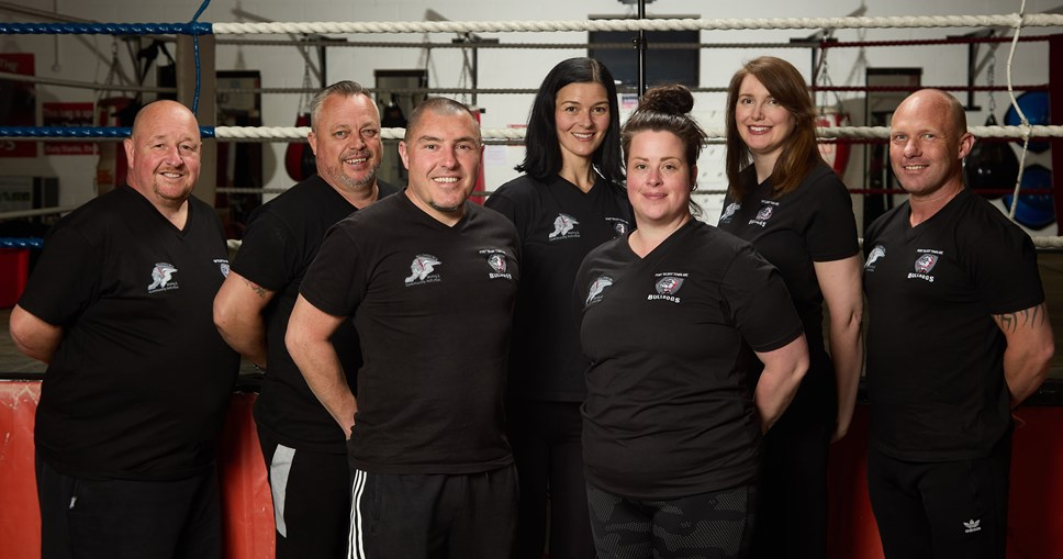 Bulldogs Boxing and Community Activities in Neath Port Talbot