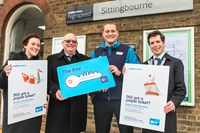 Swansong for paper train tickets as Southeastern launches improved and upgraded version of The Key: SE The Key-4