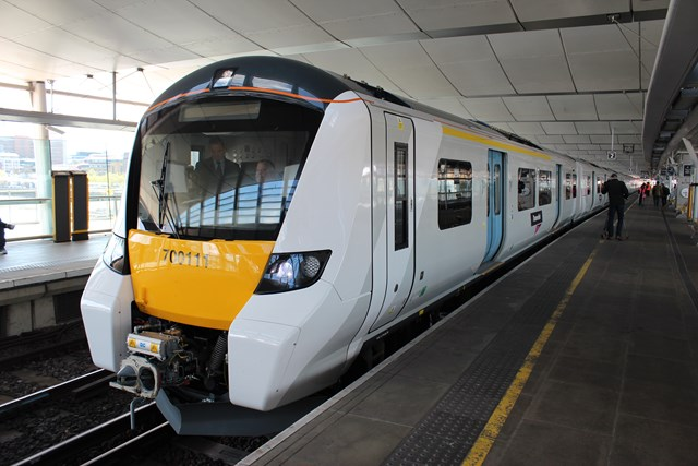 Station upgrades herald longer trains, less crowding and better journeys for south Cambridgeshire rail passengers: New train - Thameslink programme
