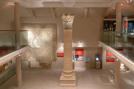 Corinium Museum in Cirencester