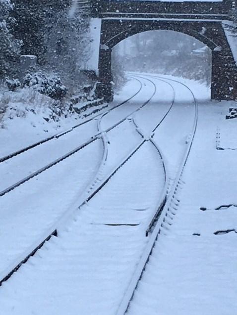 Snow at Dalston near Carlisle-3