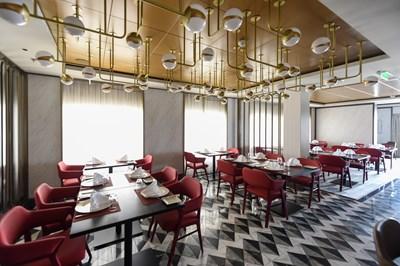 Executive Chef - John McCerery: Saga Cruises' Spirit of Adventure - Amalfi (Italian restaurant)