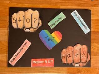 Hate crime winning poster-2