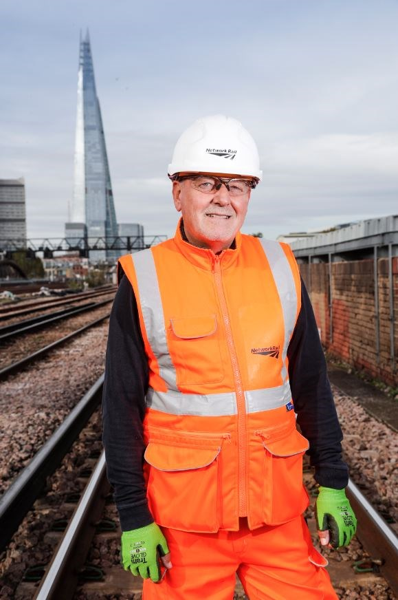 Mark Somers: Mark Somers, railway systems project director for Network Rail's Thameslink Programme