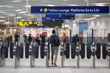 Ticket gates