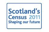 Scotland Census 2011 logo