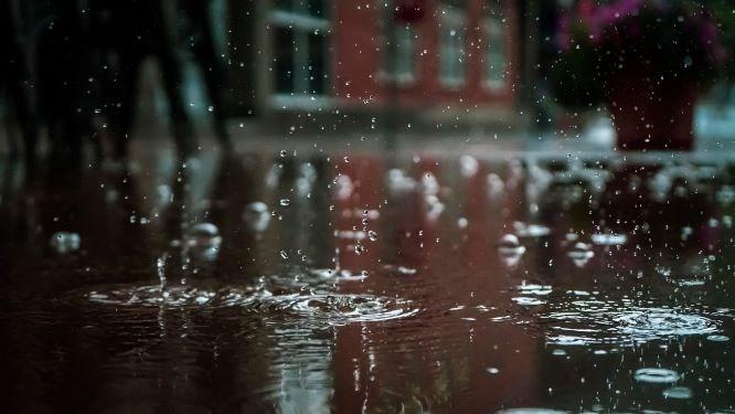 Flooding generic rain
