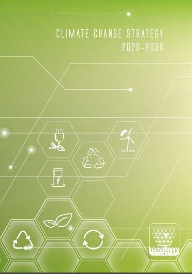 Climate change strategy cover