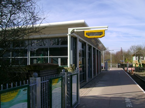 Uckfield Station 2