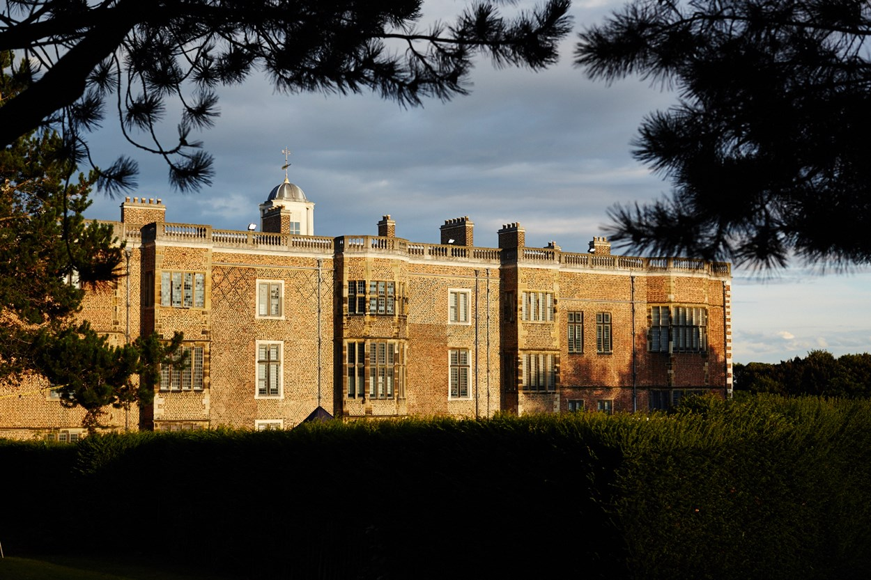 Temple Newsam House: The exterior of Temple Newsam House.