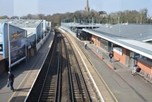 Wokingham station - 1