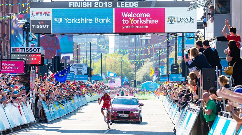 Full race timings confirmed with one month to go to the Tour de Yorkshire: leeds-958835.jpg