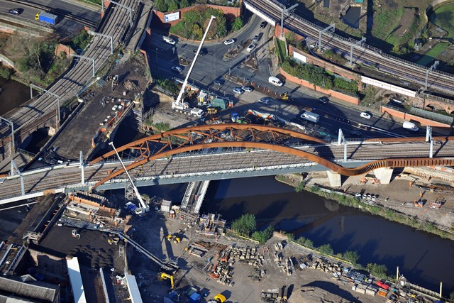 Ordsall Chord in Manchester
