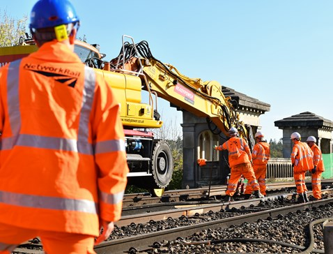 Brighton Mainline Upgrade Ouse Valley Oct 10  (25)