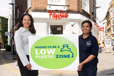 Islington Council launches bid to create London's first Low Plastic Zone: LowPlasticZone