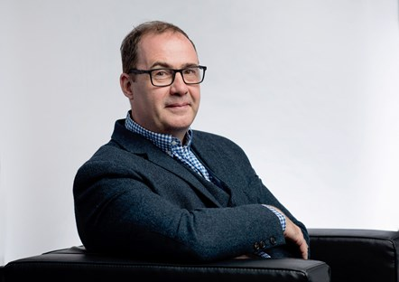David Smith-Director of Screen at Screen Scotland. Photo by Julie Howden...