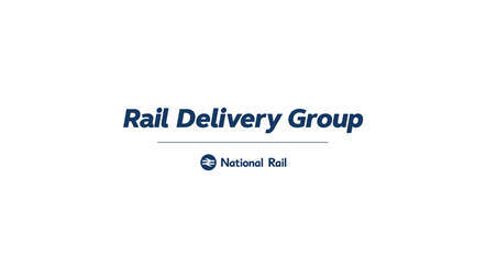 Rail industry response to ONS classification: Rail Delivery Group logo