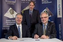 Siemens and Keele University in landmark energy partnership-2