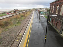 Abergele and Pensarn station enhancement works completed 3