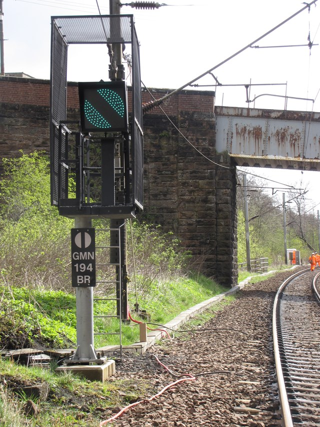 September weekend signals change for Scotland's railway: IMG 1566