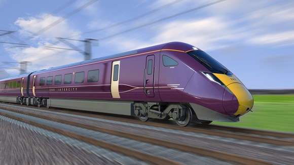 EMR launches competition to name new Intercity fleet: EMR final image