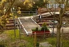 Halesworth level crossing misuse1