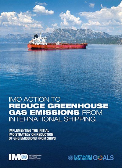 IMO pushes forward with work to meet ship emission reduction targets