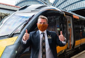 Arriva blog: Building customer confidence will be key to our recovery: Richard McClean, Grand Central Rail-2