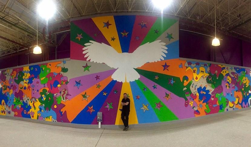 Artist's vibrant mural to light up city's historic market: fullsizerender.jpg