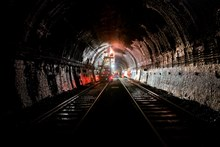 Severn Tunnel Electrification preparatory work 1