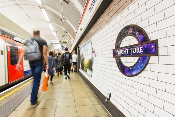 TfL Image - PN114 - Night Tube 1