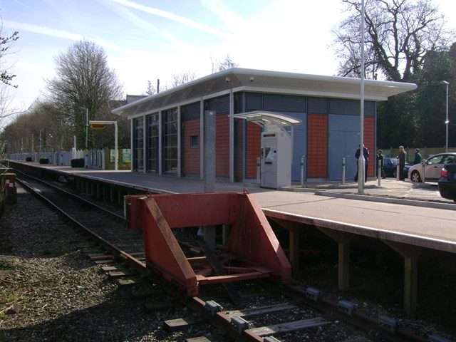 Uckfield Station 3