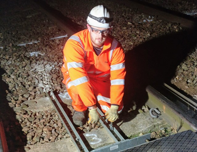 Network Rail is recruiting apprentices in Peterborough: Hudson Keen