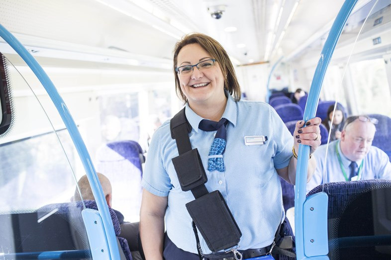 National Rail Passenger Survey results - our response: Kerryann Cracknell  - Conductor