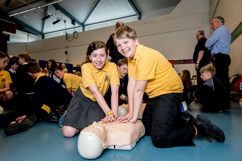 CPR-schools