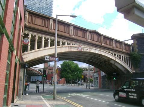 Chester Road bridge, Manchester