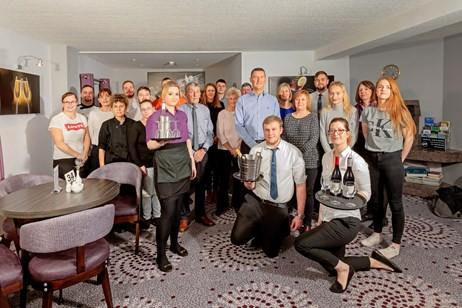 Iconic Highland hotel becomes employee owned: The Priory Hotel 1