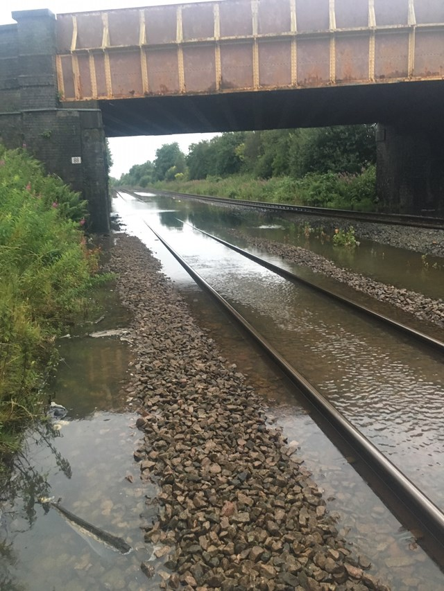 Flooding at Daisy Hill