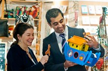 Fair Trade Toys: Copyright: Chris Watt 07887 554 193. www.photoshelter.com