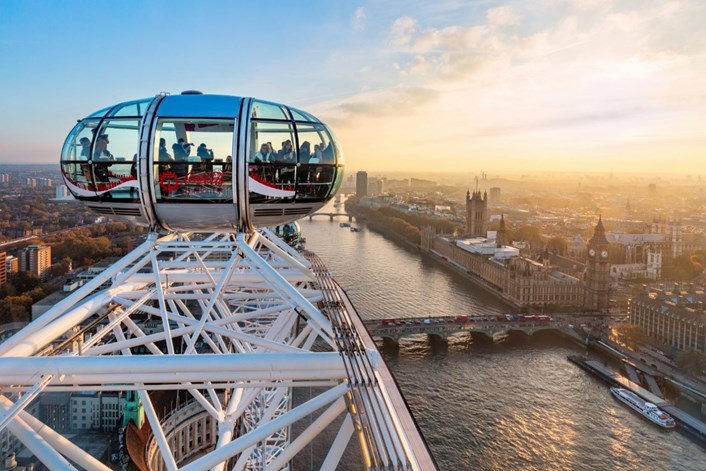 What's New London 2020: London Eye-2