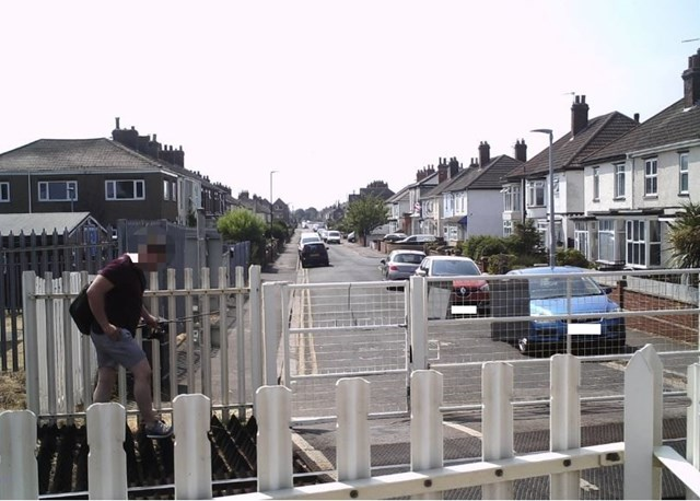 Residents invited to find out about closure of level crossing in Cleethorpes: Residents invited to find out about closure of level crossing in Cleethorpes