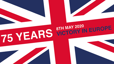 Celebrate at home for 75th anniversary of VE Day: VE day - 2020