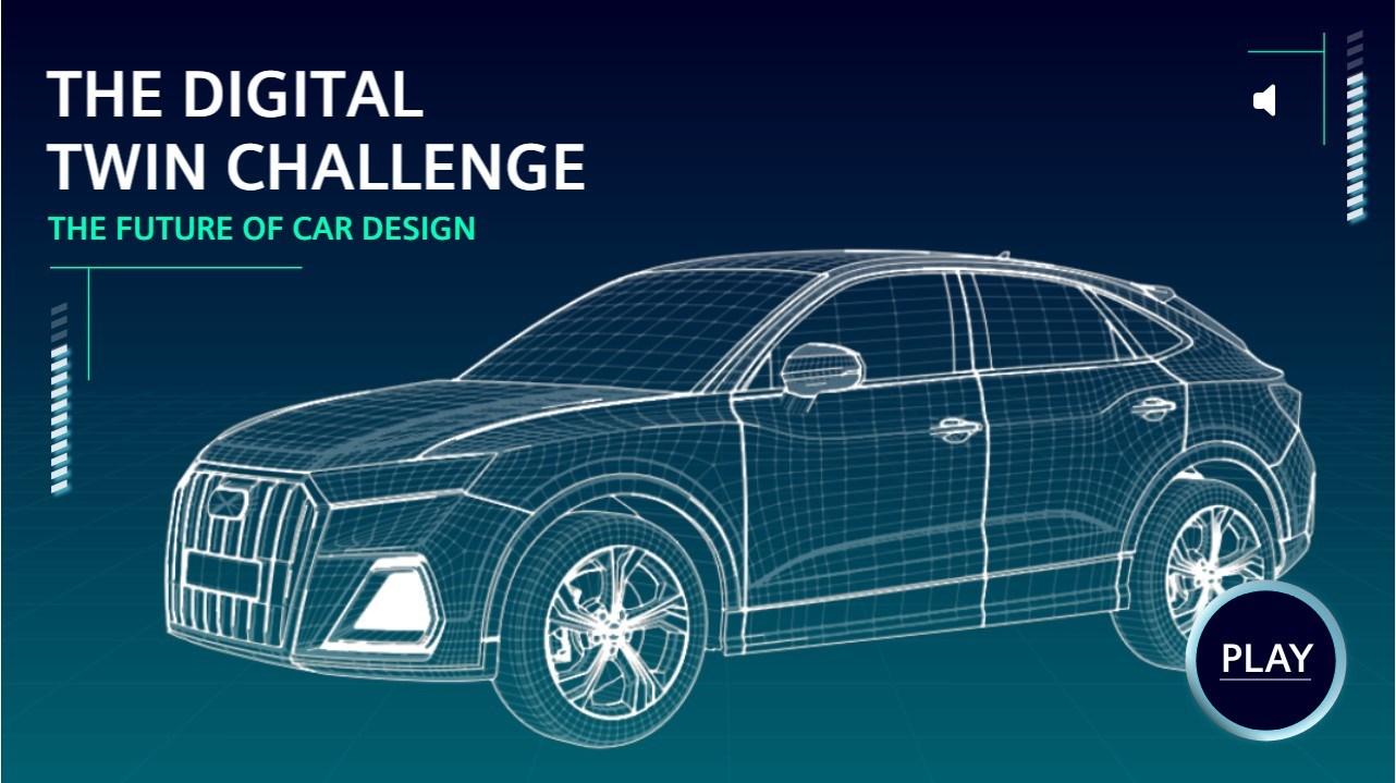 Siemens' Digital Twin car design game accelerates next generation towards STEM: Siemens' Digital Twin Challenge - frontpage (002)