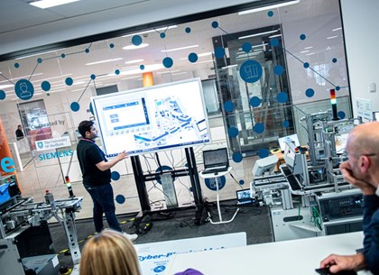 Siemens launches Industry 4.0 curriculum for Universities: CK-8
