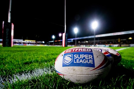 Betfred Super League ball