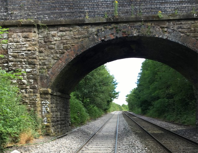Weekend rail passengers urged to check before they travel ahead of upcoming renewal work: Cambrian Line track renewal work